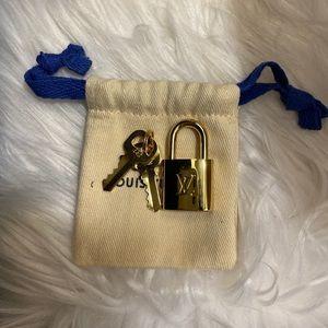 Louis Vuitton Lock & Keys